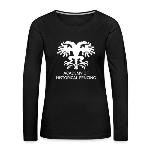 AHF Club Mug - Women's Premium Longsleeve Shirt