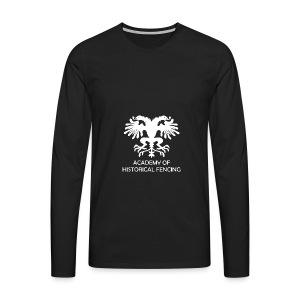 AHF Club Duffel Bag - Men's Premium Longsleeve Shirt