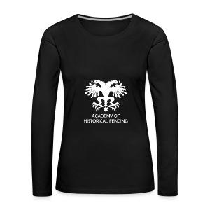 AHF Club Duffel Bag - Women's Premium Longsleeve Shirt