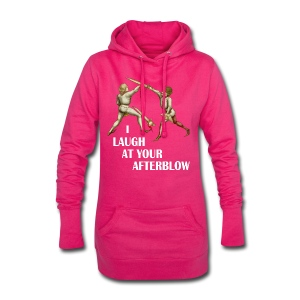 Premium 'I laugh at your afterblow' man's t-shirt - Hoodie Dress