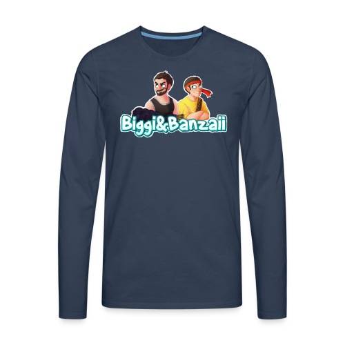 B&B Premium T-Shirt - Men's Premium Longsleeve Shirt