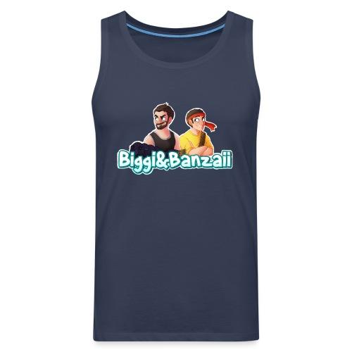 B&B Premium T-Shirt - Men's Premium Tank Top
