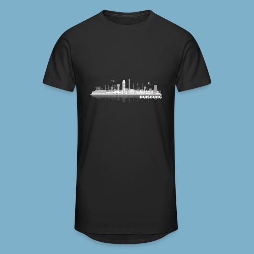 Duisburg Skyline - Männer Urban Longshirt