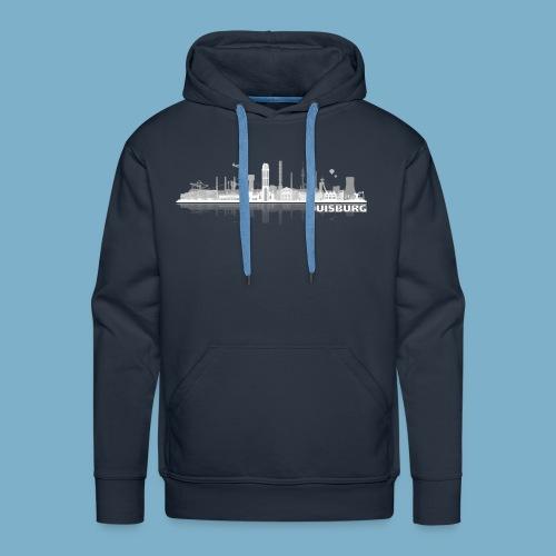 Duisburg Skyline - Männer Premium Hoodie