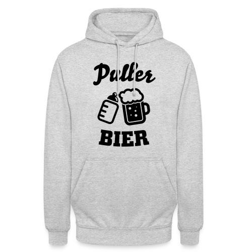Puller Bier Langarmshirts - Unisex Hoodie