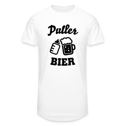 Puller Bier Langarmshirts - Männer Urban Longshirt