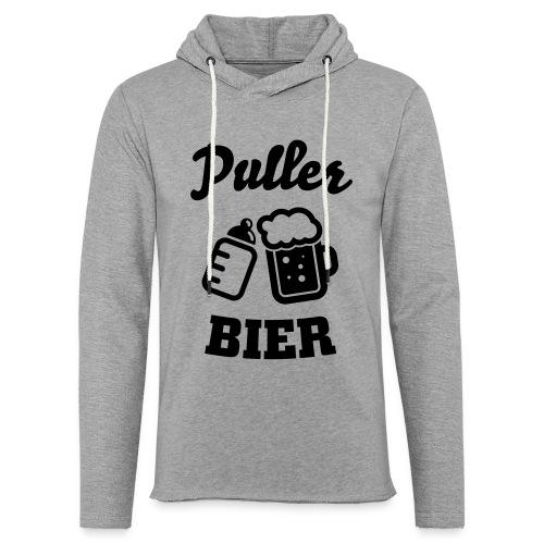 Puller Bier Langarmshirts - Leichtes Kapuzensweatshirt Unisex