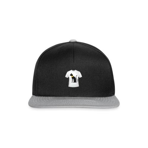 Cat Shirt T-Shirt - Snapback Cap