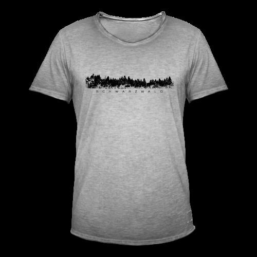 Schwarzwald S-5XL T-Shirt - Männer Vintage T-Shirt