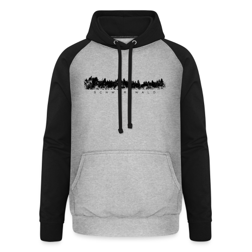Schwarzwald S-5XL T-Shirt - Unisex Baseball Hoodie