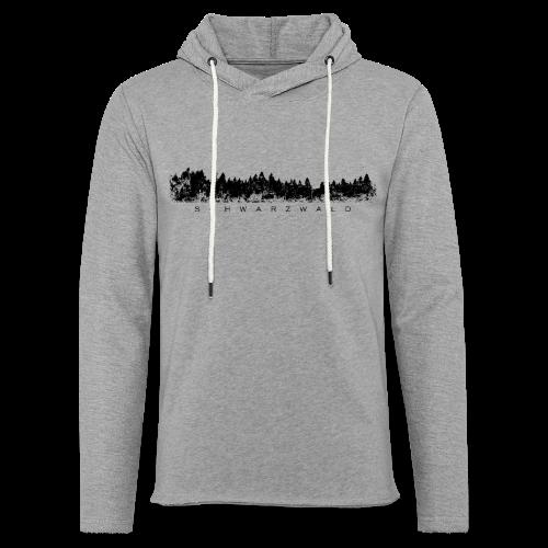 Schwarzwald S-5XL T-Shirt - Leichtes Kapuzensweatshirt Unisex