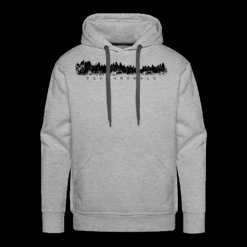 Schwarzwald S-5XL T-Shirt - Männer Premium Hoodie