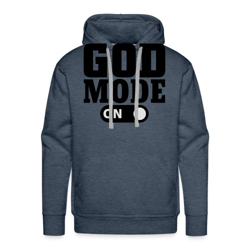 GodMode  T-Shirt - Men's Premium Hoodie
