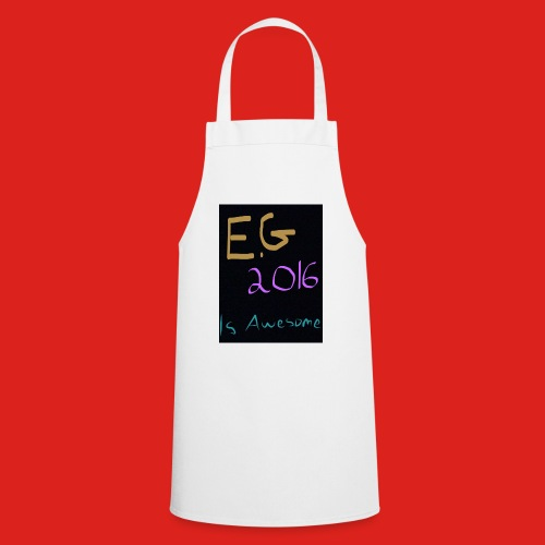 E.G. 2016 is Awesome Badges - Cooking Apron