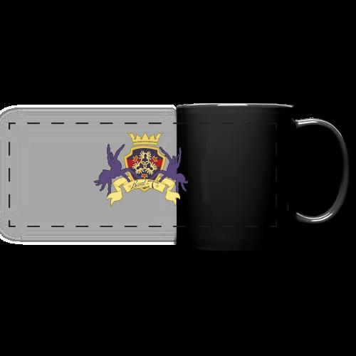 RoyalT Logo Mug - Full Color Panoramic Mug