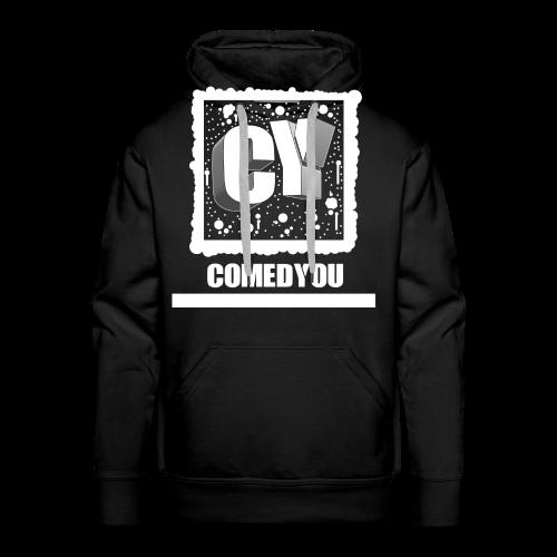 ComedYou T-Shirt - Männer Premium Hoodie