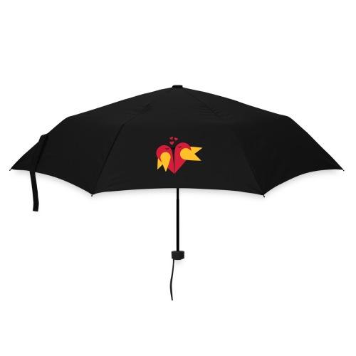 Loving heart, Valentin day T-Shirts - Regenschirm (klein)