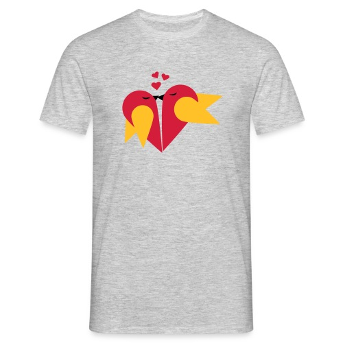 Loving heart, Valentin day T-Shirts - Männer T-Shirt
