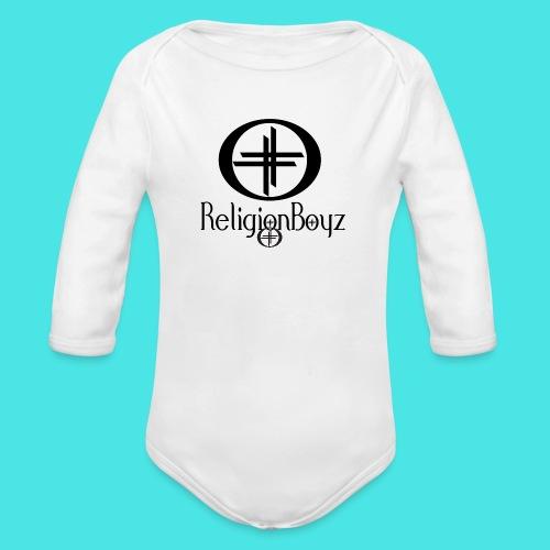 ReligionBoyz Teenager T - Organic Longsleeve Baby Bodysuit