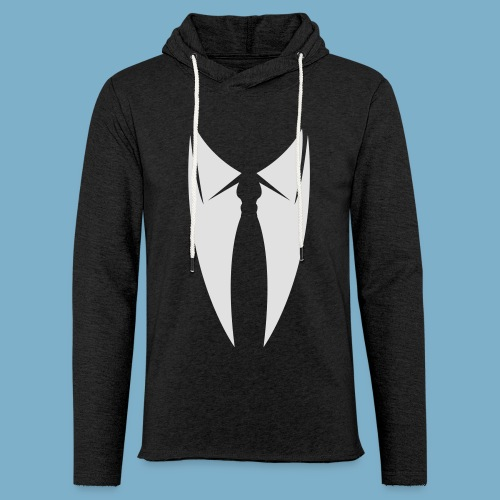 Kravatte - Leichtes Kapuzensweatshirt Unisex