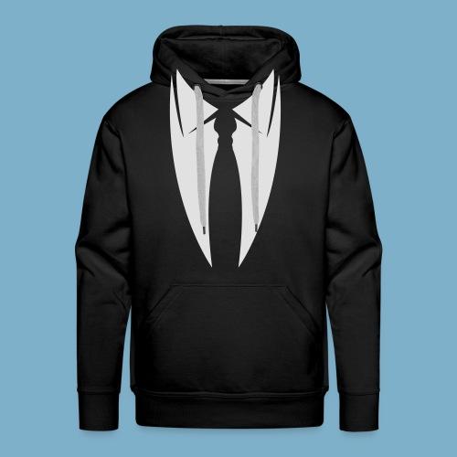 Kravatte - Männer Premium Hoodie