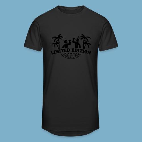 Party Crew - Männer Urban Longshirt