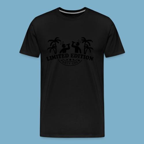 Party Crew - Männer Premium T-Shirt