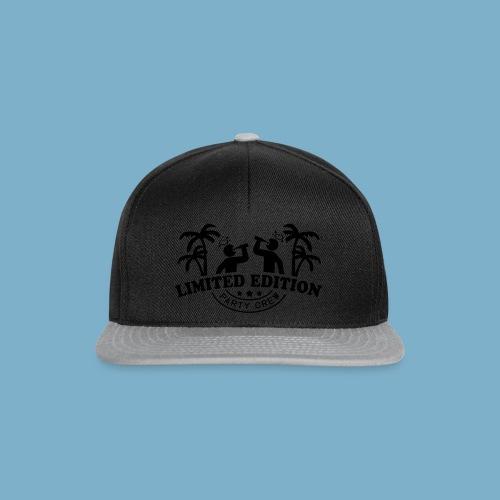 Party Crew - Snapback Cap