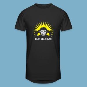 Blah Blah Blad - Männer Urban Longshirt