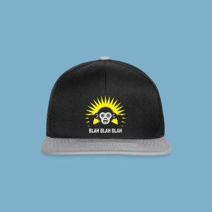 Blah Blah Blad - Snapback Cap