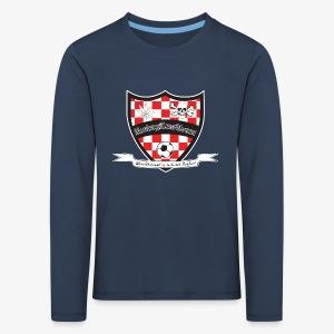 Zondagamateurs Logo Groot Kids Premium - Kinderen Premium shirt met lange mouwen