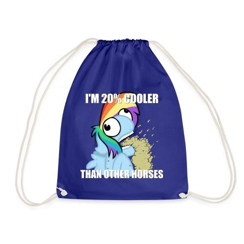 BC5 Crappy RD Meme Shirt - Mens - Drawstring Bag