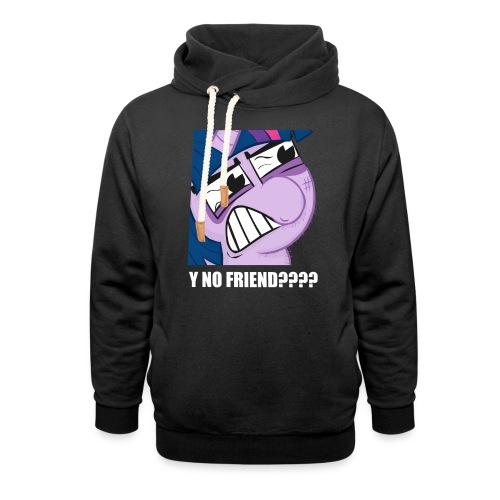 BC5 Crappy TS Meme Shirt - Mens - Shawl Collar Hoodie