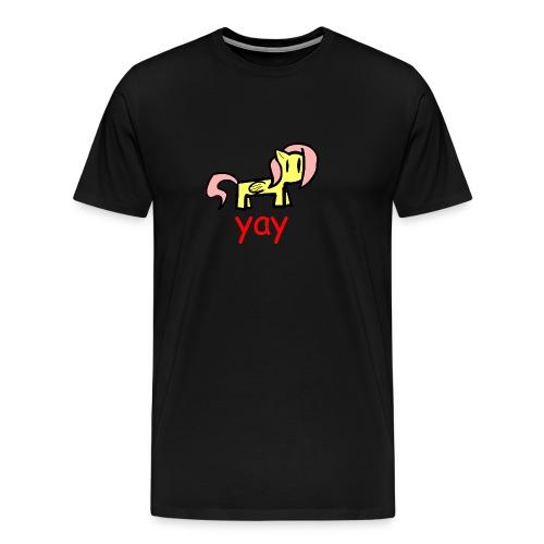 GENERIC BRONY SHIRT - Men's Premium T-Shirt