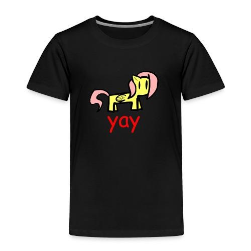 GENERIC BRONY SHIRT - Kids' Premium T-Shirt