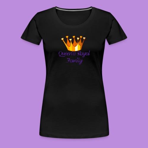 Female Sweatshirt - Women's Premium T-Shirt