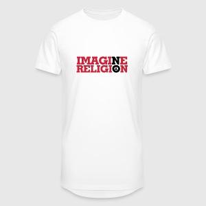 IMAGINE NO RELIGION - Herre Urban Longshirt