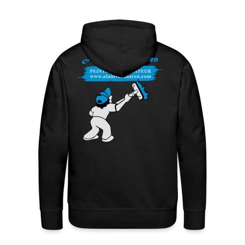 TSLuxe-AV - Sweat-shirt à capuche Premium pour hommes