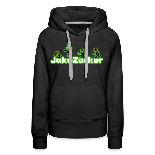JakeZocker T-Shirt/W - Frauen Premium Hoodie
