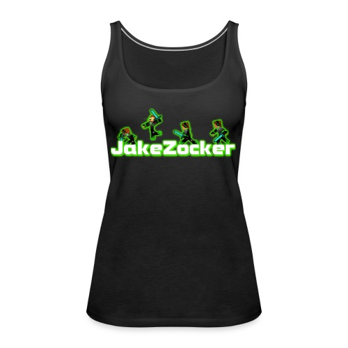 JakeZocker T-Shirt/W - Frauen Premium Tank Top