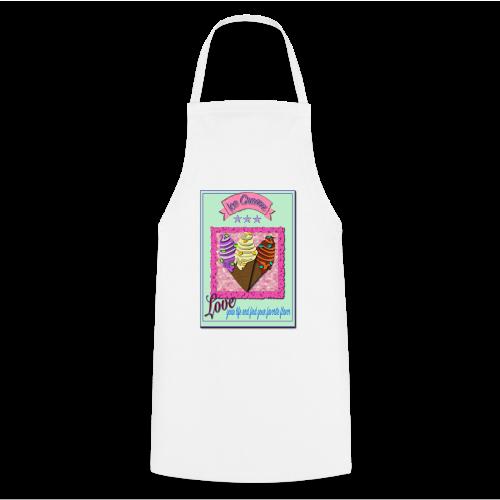 I Love Icecream - Kochschürze