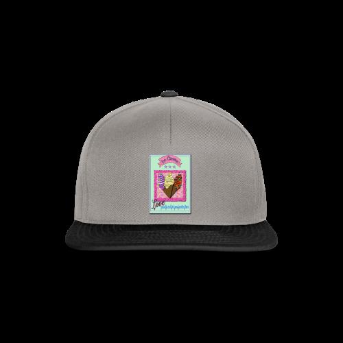I Love Icecream - Snapback Cap