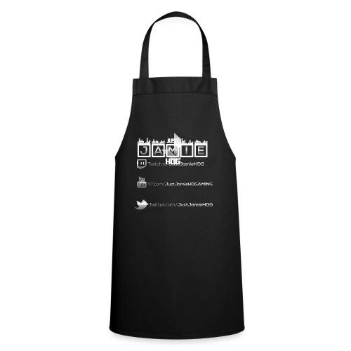 Woman's Official Tee! LIMITED SILVER EDITION!  - Cooking Apron