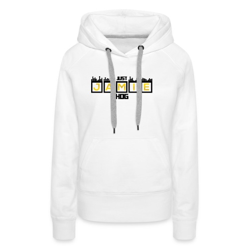 Woman's Official Tee! Gold Edition! - Women's Premium Hoodie