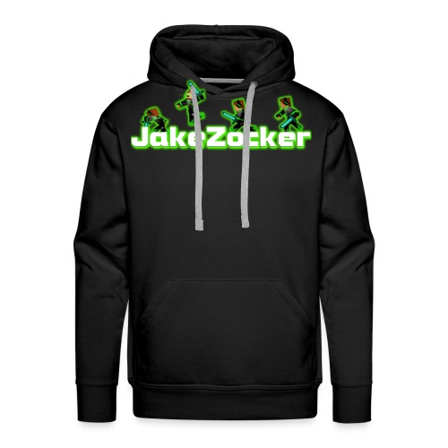 JakeZocker T-Shirt/M - Männer Premium Hoodie