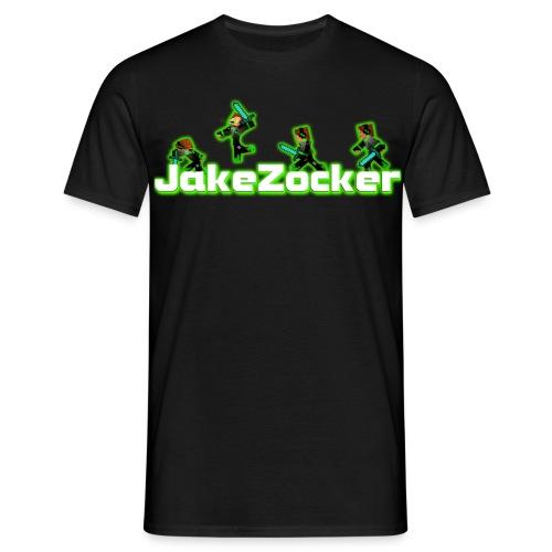JakeZocker T-Shirt/M - Männer T-Shirt
