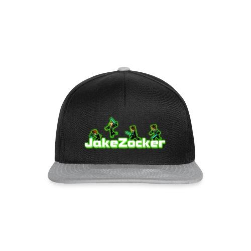 JakeZocker T-Shirt/M - Snapback Cap