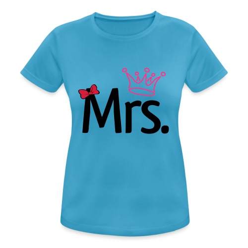 T-Shirt Mulher - Women's Breathable T-Shirt