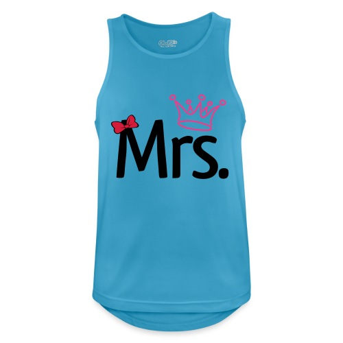 T-Shirt Mulher - Men's Breathable Tank Top