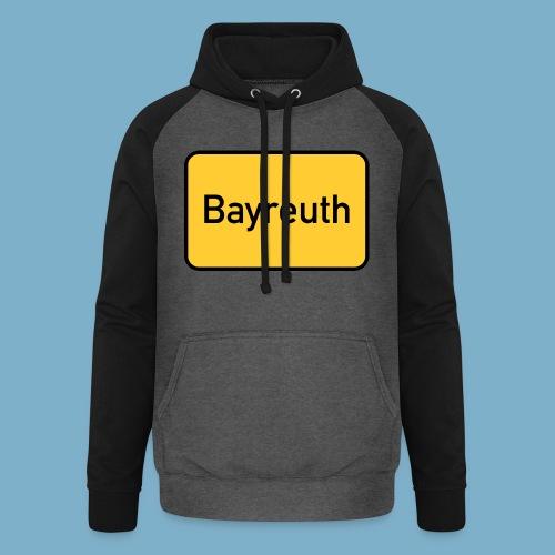 Bayreuth - Unisex Baseball Hoodie
